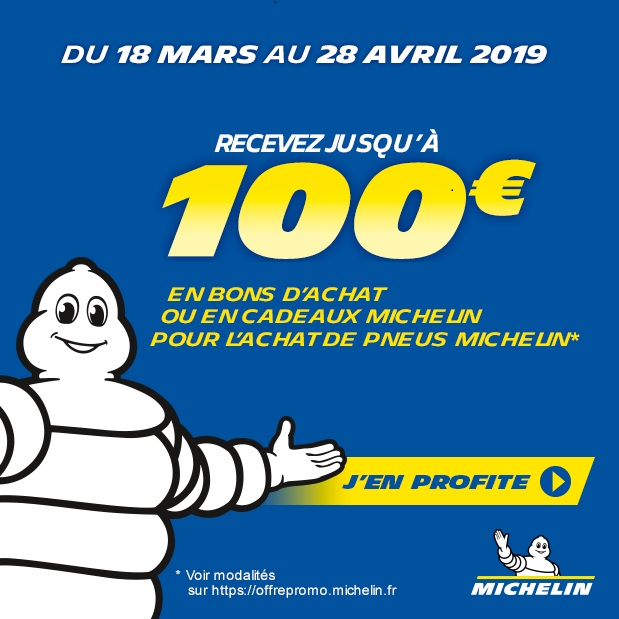 Promo Michelin