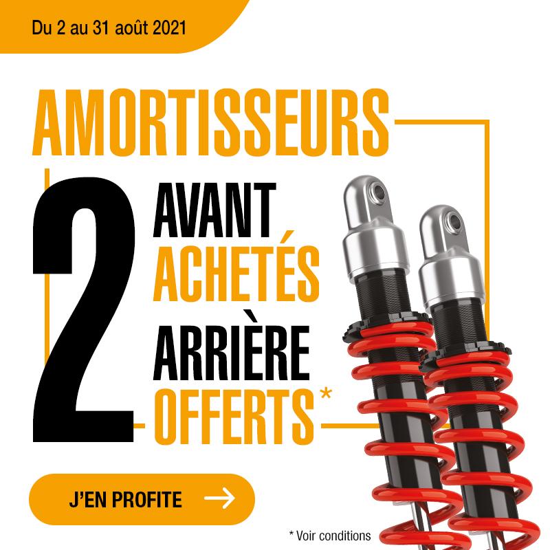 Promo Amortisseur