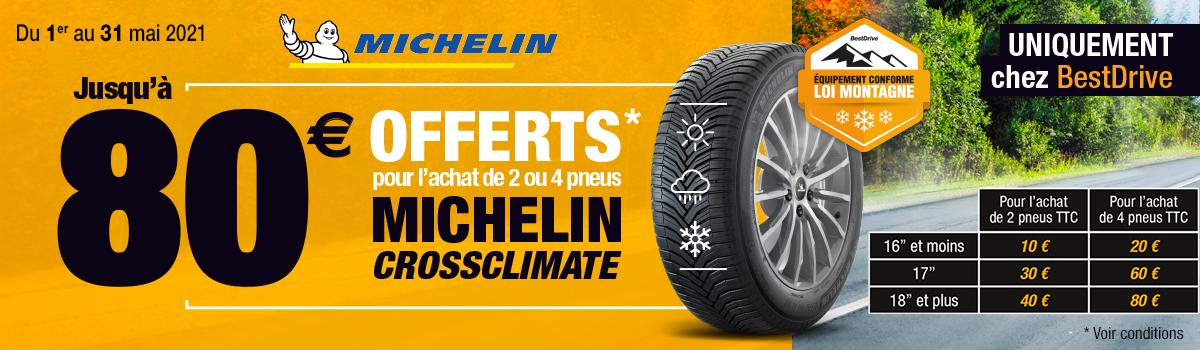 Promo Pneu Michelin