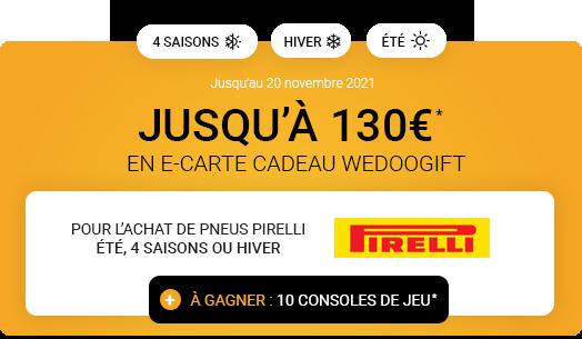 Promo Pneu Pirelli